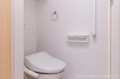 【トイレ】バグースシロガネ