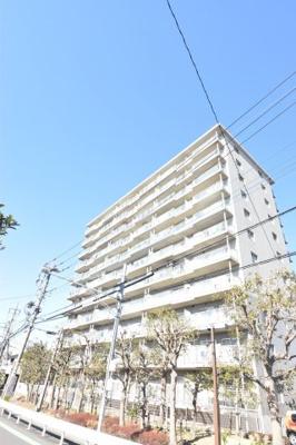 【外観】プロスペール谷塚 壱番館