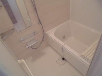 【浴室】アンリジエール