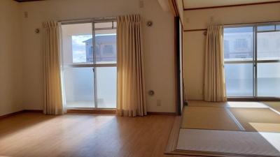 モデルルームのお写真です☆神戸市西区 シティハイツ竹の台☆