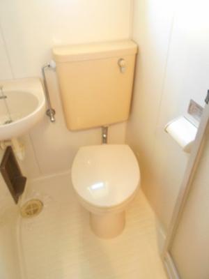 【トイレ】アーバンいちかわ