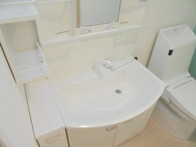 【独立洗面台】オリーブハウス