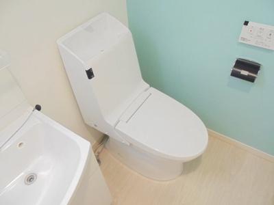 【トイレ】オリーブハウス