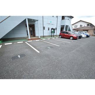 【駐車場】ハイツSE B棟