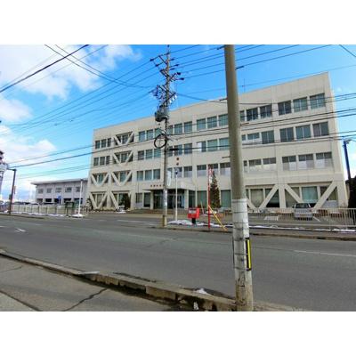 警察署・交番「長野中央警察署まで4470m」
