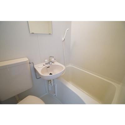 【浴室】ライフピア松ノ木A棟