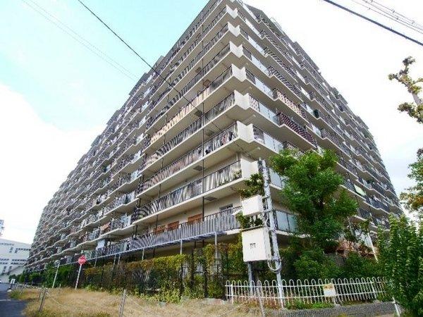 岸和田コーポラス3号棟の画像