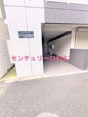 【エントランス】ピアコートTM中村橋(ナカムラバシ)