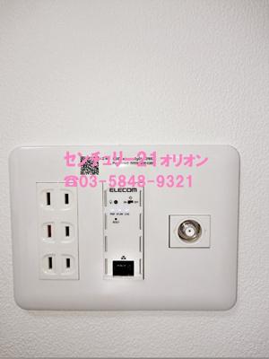 【設備】ピアコートTM中村橋弐番館