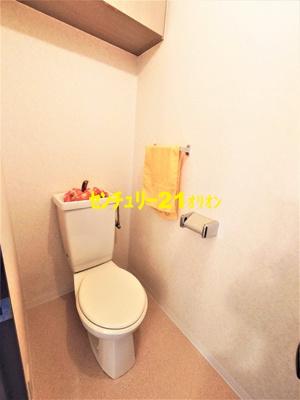 【トイレ】ベルフレール練馬(ネリマ)