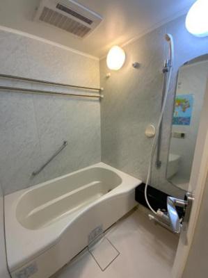 【浴室】クリオ新大橋