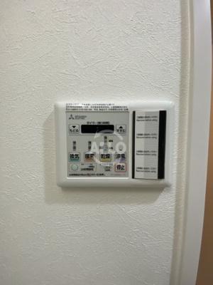 ミラージュパレス新梅田Rio 浴室換気乾燥暖房機