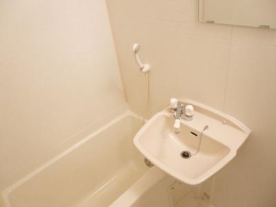 【浴室】カーサウエスト