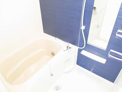 【浴室】サンシャインヴィレッジ桜井 A