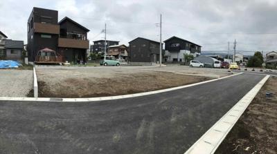 【外観】裾野市佐野山神分譲地 区画2