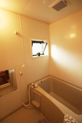 【浴室】グリーンタウン上安 壱番館