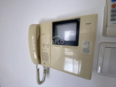 ラフォーレ谷四 TVモニター付きインターホン