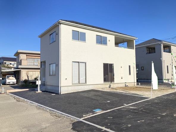 【外観】東海村舟石川新築第2 1号棟