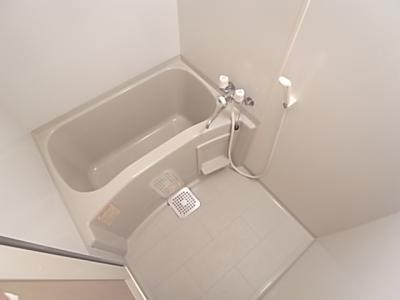 【浴室】ラ・カーサおゆみ