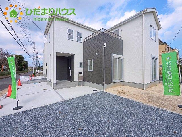【外観】鹿嶋市宮中第4 新築戸建 2号棟