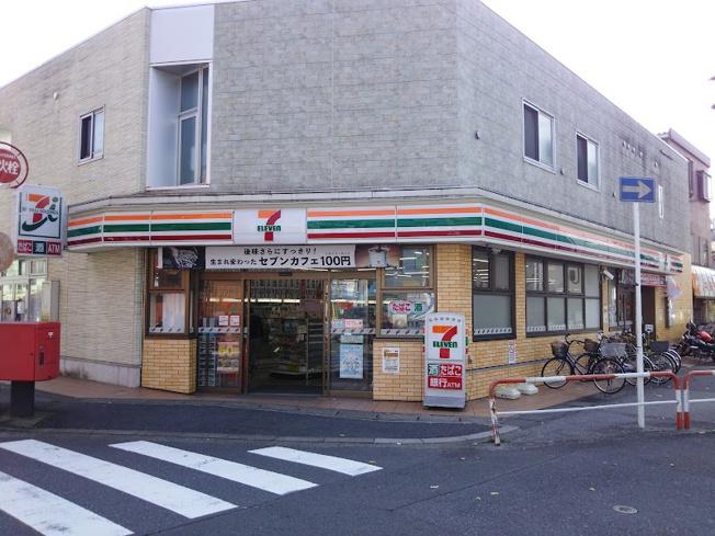 セブンイレブン松戸上本郷駅前店