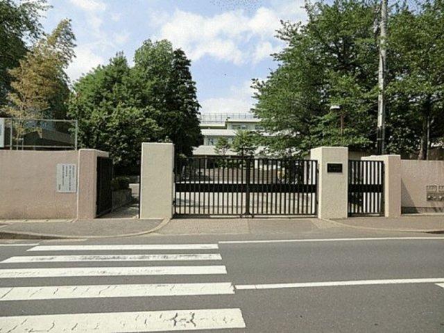 松戸市立第一中学校
