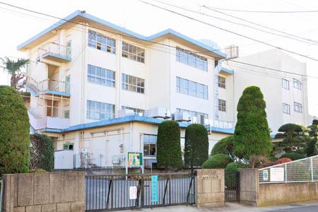 松戸市立松ケ丘小学校
