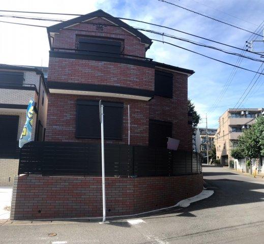 【外観】松戸市緑ヶ丘 全4棟