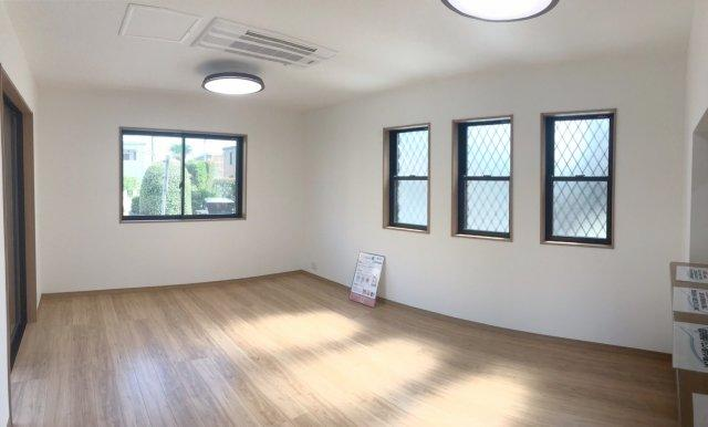 【居間・リビング】松戸市緑ヶ丘 全4棟