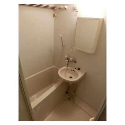 【浴室】スパシエエルヴィエントアース板橋タワー