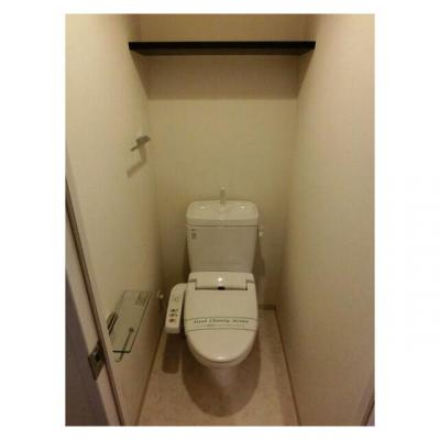 【トイレ】スパシエエルヴィエントアース板橋タワー