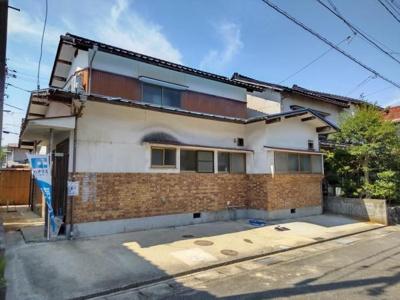 【外観】鳥取市湖山町南3丁目 中古戸建て
