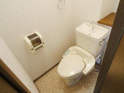 【トイレ】コーポリヴィエール39