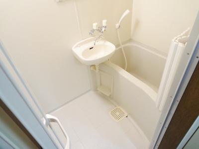 【浴室】コーポリヴィエール39