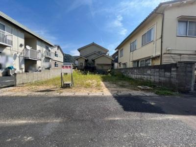 【外観】鳥取市田園町2丁目 土地
