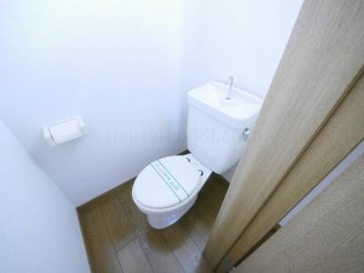 【トイレ】第2ホーワコーポ