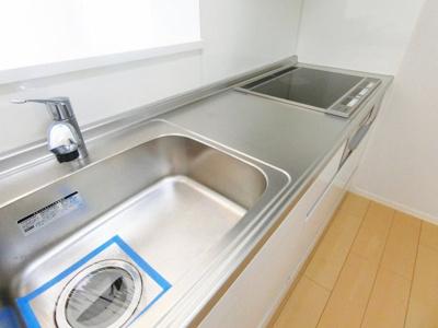 【キッチン】ロイヤルコート湊