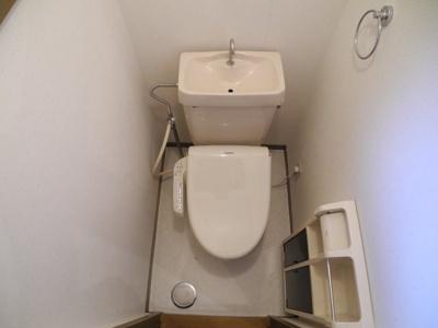 【トイレ】セジュールM C棟