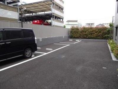 【駐車場】ルーブル羽田萩中