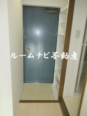 【玄関】プロスペール日暮里