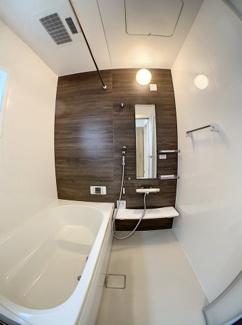 【浴室】三島市徳倉3丁目 新築戸建 全6棟 (5号棟)