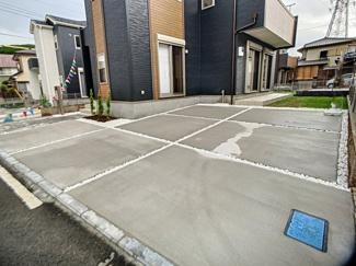 【駐車場】三島市徳倉3丁目 新築戸建 全6棟 (5号棟)