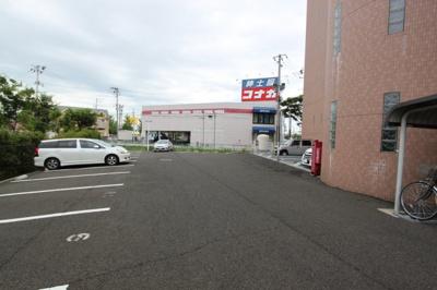 【駐車場】サンキャッスル・16