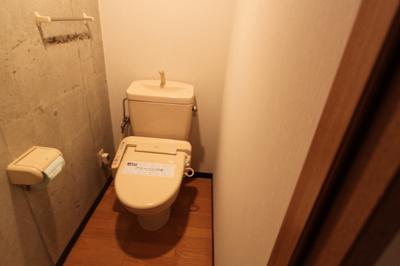 【トイレ】サンキャッスル・16