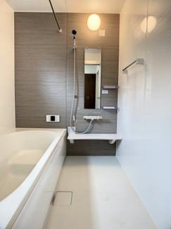 【浴室】三島市南二日町 新築戸建 全2棟 (1号棟)