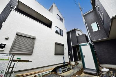 【外観】東急田園都市線「宮前平」駅 新築一戸建 3号棟