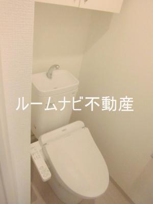 【トイレ】HW.HILLS(西日暮里)