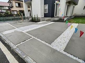 【駐車場】三島市徳倉3丁目 新築戸建 全6棟 (4号棟)