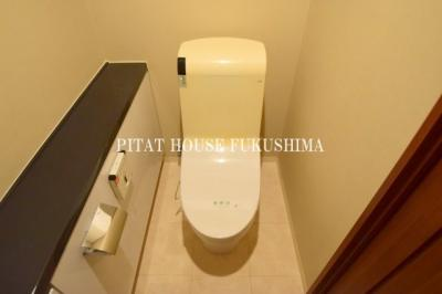 【トイレ】ザ・タワー大阪
