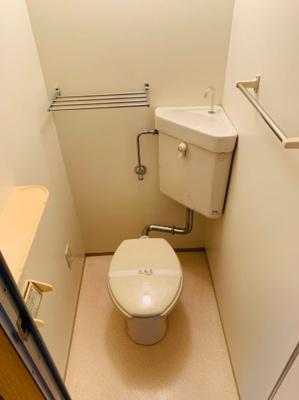 【トイレ】ポンテアルト